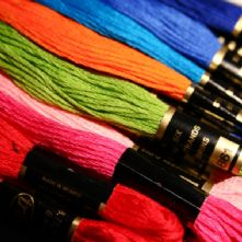 Trebla Mercerised Cotton Embroidery Thread